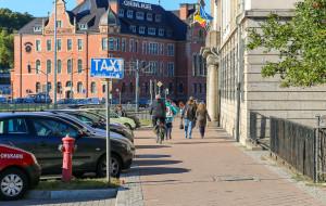 Gdańsk-Śródmieście. Podpisano umowę na drogę pieszo-rowerową wzdłuż ul. Wały Jagiellońskie