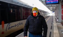 Uratował życie pasażera, ale bohaterem się nie czuje