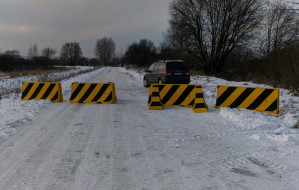 Zamknięto skrót pomiędzy Gdynią a Rumią