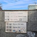 Wymiana zniszczonych tablic po zgłoszeniu czytelników