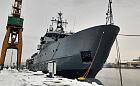 Okręt Xawery Czernicki powrócił z remontu