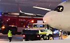 Kolejna stłuczka na lotnisku z udziałem samolotu
