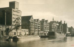 Bzy św. Agaty. Zima 1936 r. na Pomorzu