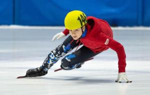 Sport Talent. 15-latka wygrywa z dorosłymi w short tracku