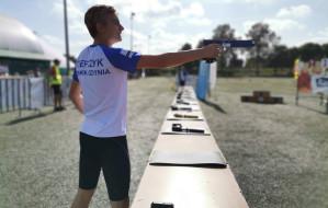 Sport Talent. Krystian Trepczyk biega, pływa, strzela i marzy o igrzyskach
