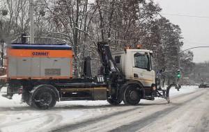 Zima w Trójmieście. Kierowcy i drogowcy sprostali wyzwaniu