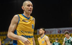 Filip Dylewicz Ligowcem Stycznia. Koszykarz Asseco Arki Gdynia nagrodzony za rekord