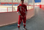 Gdański hokej w Michigan. Filip Ananiew zaczął w USA od hat-tricka