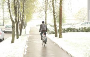Święto dojeżdżania do pracy rowerem zimą