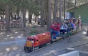 Pierwszy w Trójmieście park z pociągami do jeżdżenia