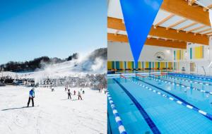 Stoki narciarskie i baseny znów otwarte. Jak z frekwencją i cenami?