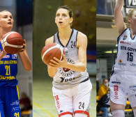Energa Basket Liga Kobiet. Arka, Politechnika i GTK w decydującej części sezonu
