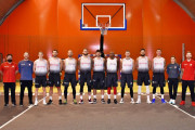 Koszykówka 3x3. Reprezentacja Polski trenuje w Centrum Sportu Akademickiego PG