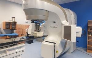 Nowoczesny akcelerator dla chorych na nowotwory w gdyńskim szpitalu