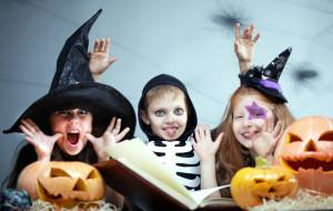 Cukierek albo psikus, czyli haloween dla dzieci