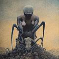 Obraz Beksińskiego sprzedany za 500 tys. na aukcji w Sopockim Domu Aukcyjnym