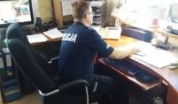 Policyjny dyżurny uratował 40-latka