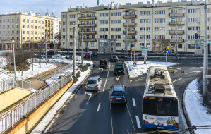10 lat temu skończyła się przebudowa węzła Wzgórze w Gdyni