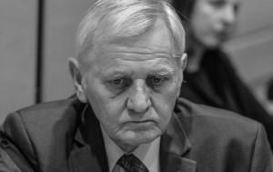 Zmarł Krzysztof Chachulski, radny Gdyni