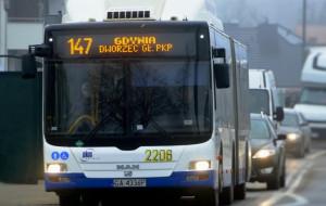 Gdynia: więcej autobusów na Chwarzno