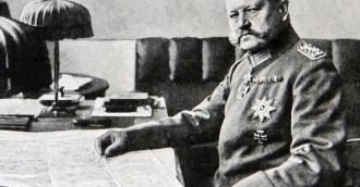 Zima w lesie, czyli o tym, jak feldmarszałek Hindenburg w Gdańsku krawcował