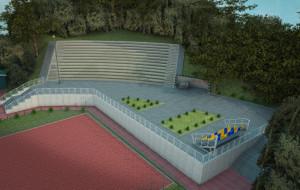 """Arka Gdynia. """"Górka"""" do modernizacji w budżecie obywatelskim"""
