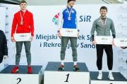 Stoczniowiec Gdańsk. Panczenista Marcin Bachanek mistrzem Polski w wieloboju