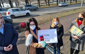 Urzędnicy tłumaczą ograniczenie prędkości na Grunwaldzkiej i Zwycięstwa