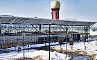 Lotnisko: pirs i biurowiec mają już szklaną elewację
