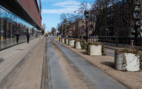Kiedy ruszy sprzątanie ulic po zimie?
