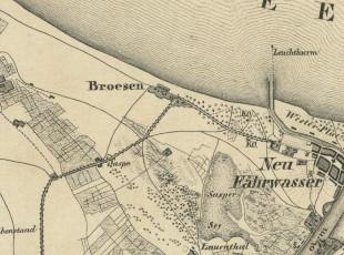 Z odwiedzinami w XIX-wiecznym Brzeźnie. Część 2.