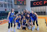 CCC Polkowice - VBW Arka Gdynia 76:81. Koszykarki mistrzem rundy zasadniczej