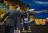 King Szczecin - Trefl Sopot 81:83. Koszykarze zapewnili sobie awans do play-off