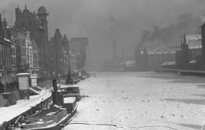 Rok 1936. A tu się zima wciąż mocno trzyma