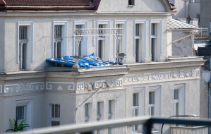 Problem ze 100-metrowym pustostanem komunalnym we Wrzeszczu