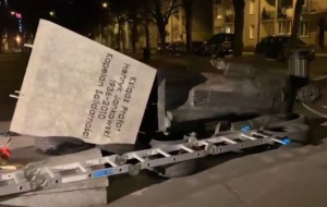 Ruszył proces ws. przewrócenia pomnika ks. Jankowskiego