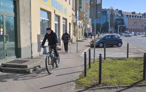 Rusza budowa brakującej drogi rowerowej przy Hucisku i Wałach Jagiellońskich