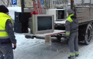 Odbiór dużych elektroodpadów z domów, jak to załatwić?
