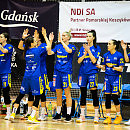 VBW Arka Gdynia - Basket Bydgoszcz 122:54. Najwyższe zwycięstwo koszykarek