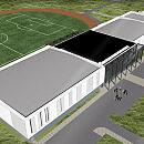 Powstanie kompleks sportowy na terenie UG