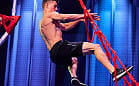 Jan Tatarowicz z rekordem toru Ninja Warrior Polska