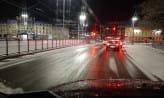 Trudne warunki na drogach w Trójmieście