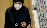 Poszukiwania podejrzewanej o kradzież