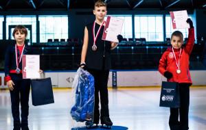 Sport Talent. Stanisław Borysewicz, 9-letni łyżwiarz trenuje codziennie po 4 godziny