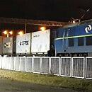 Najcięższy w Polsce pociąg kontenerowy przyjechał do DCT