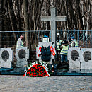 Odnowiony cmentarz i wystawa stała na Westerplatte w 2022 r.