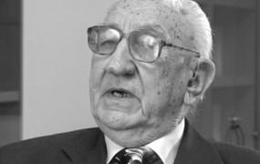 Zmarł prof. Stefan Raszeja