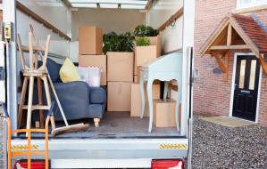 Uratuj przed śmieciarką i umebluj mieszkanie