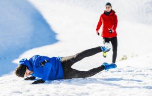 Zmienna pogoda to problem dla aktywnych. Jak unikać kontuzji i przeziębienia?