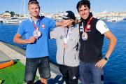 Mistrzostwa Europy w klasie RS:X. Piotr Myszka czwarty, Zofia Klepacka z brązem